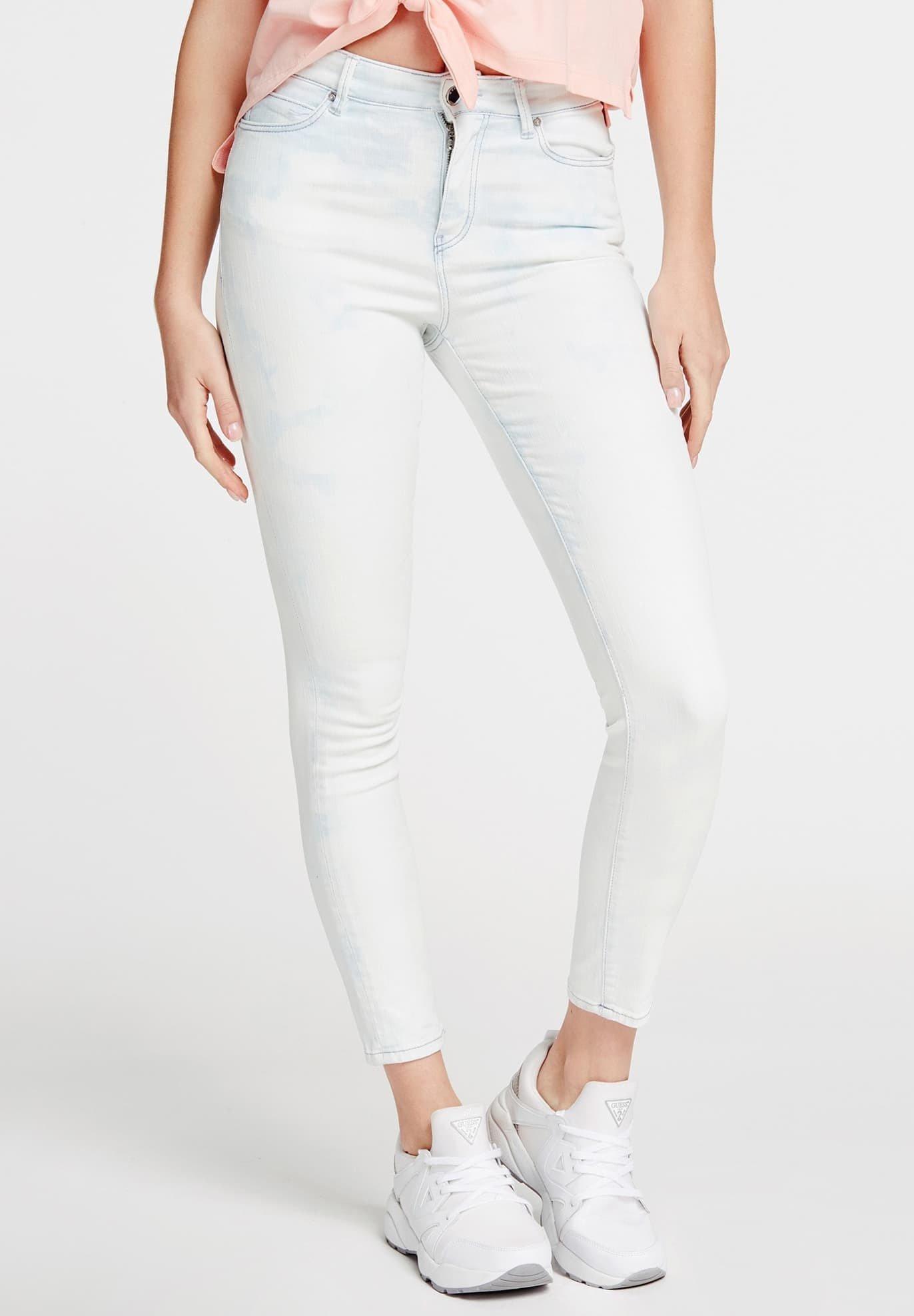 Guess Jeans Skinny blue denim ZALANDO.FR
