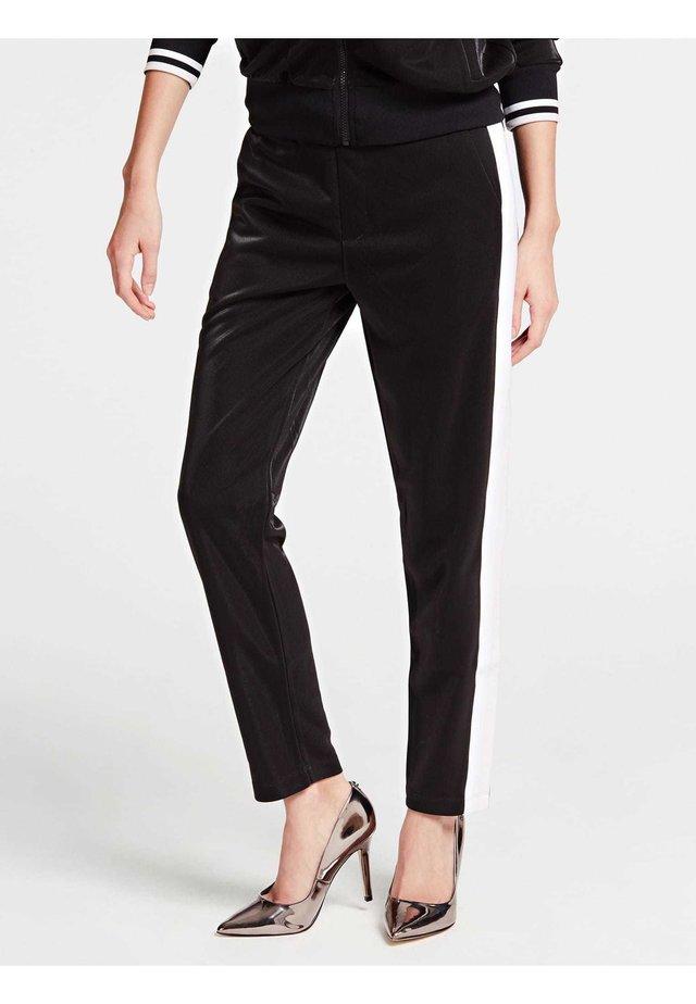 Jeansy Straight Leg - schwarz