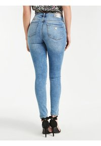 Guess - Jeansy Skinny Fit - blau - 2
