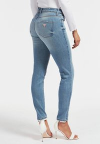 Guess - Jeansy Skinny Fit - himmelblau - 2