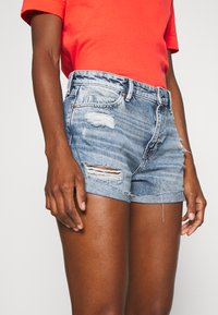 Guess - GEMMA - Jeansshort - tomorrow blue - 3