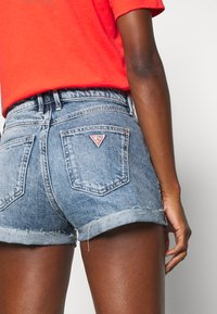 Guess - GEMMA - Jeansshort - tomorrow blue - 5