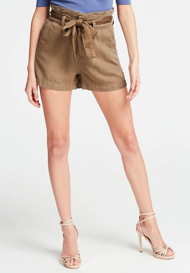 Szorty - brown