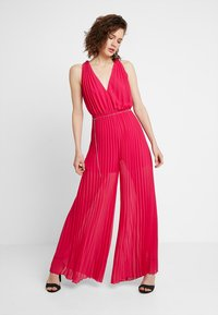Guess - PATTY OVERALL - Jumpsuit - may flower - 1