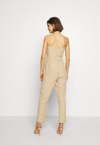 Guess - EVELINA OVERALL - Combinaison - beige - 2