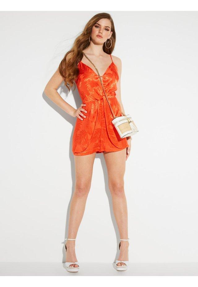 VORN - Tuta jumpsuit - orange