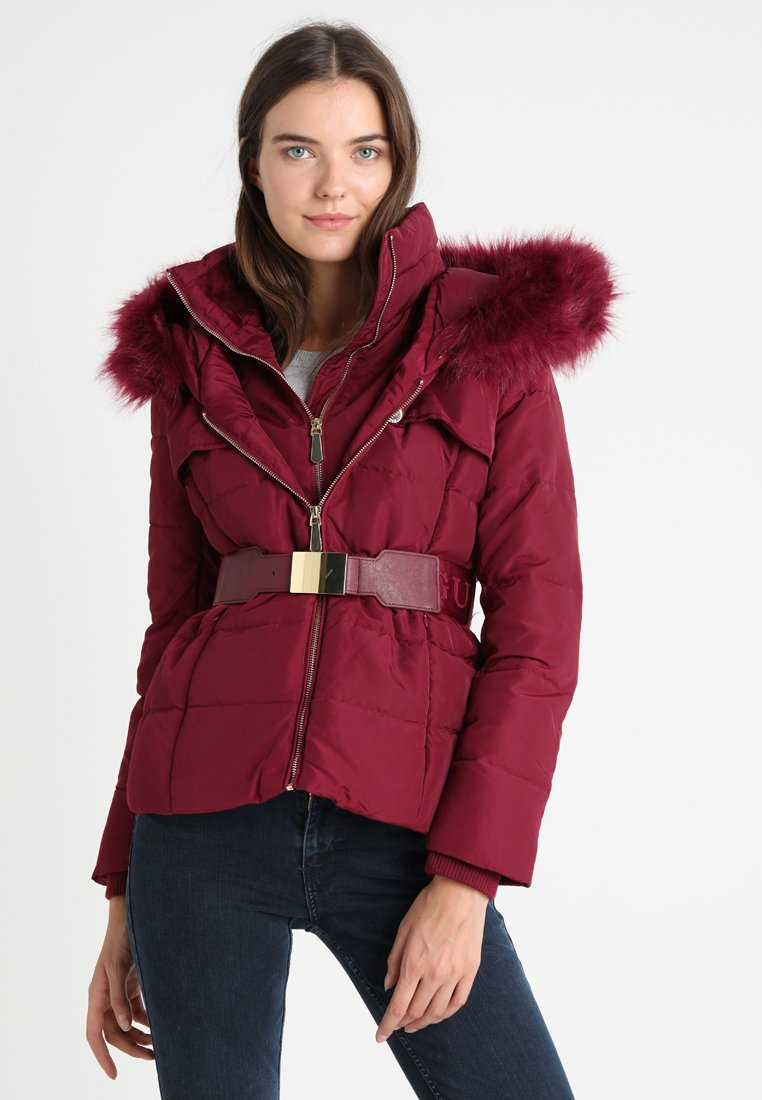 Guess - Down jacket - blueberry red