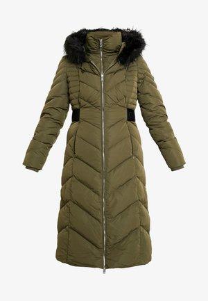 PATRICIA  - Down coat - travertine