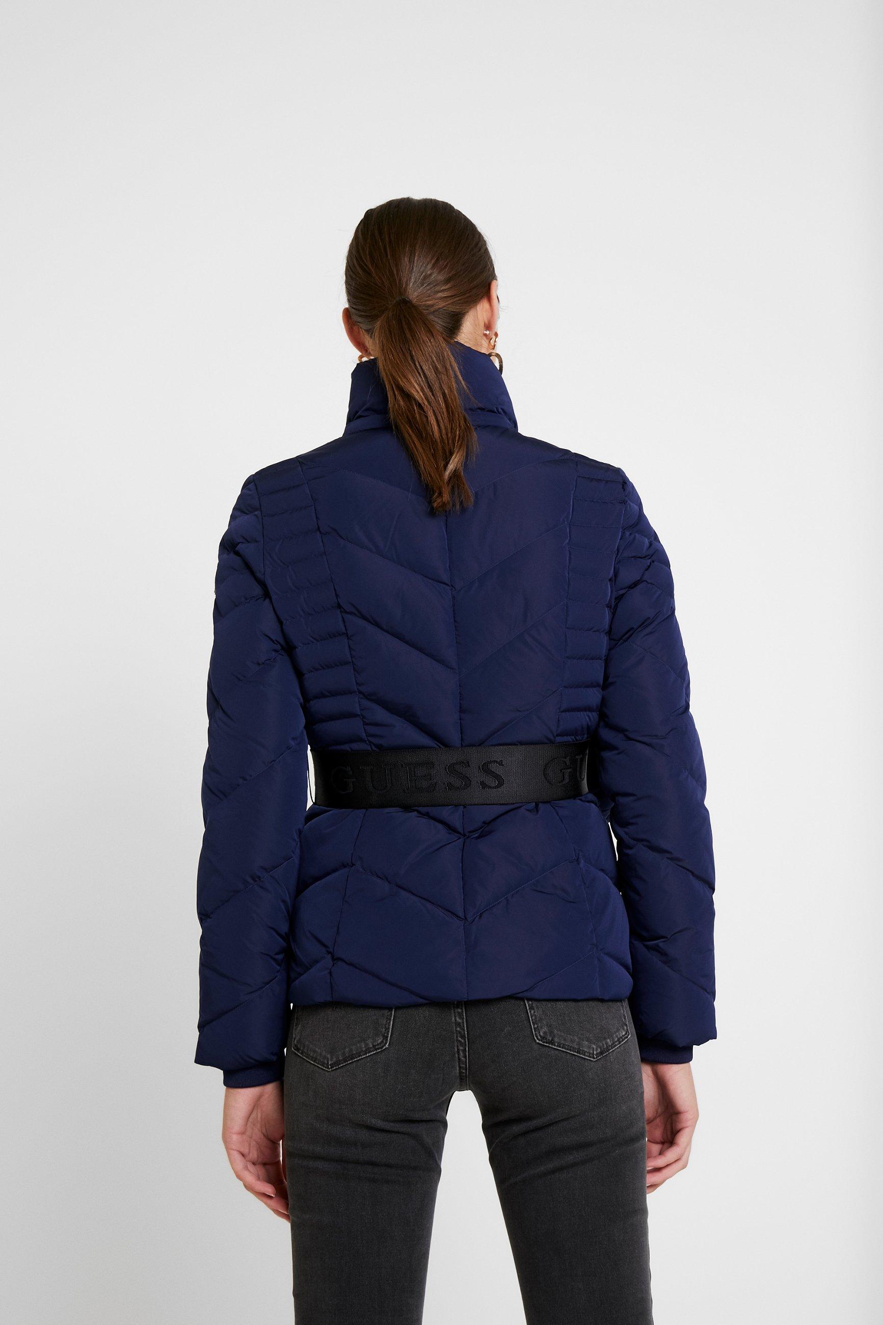 Tommy Jeans JACKET Gewatteerde jas metallicblack