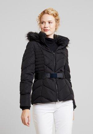 PETRA JACKET - Down jacket - jet black