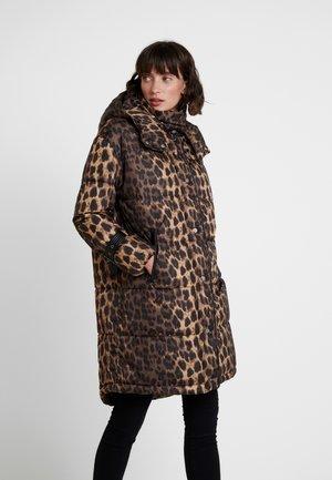 THOMASINA JACKET - Winter coat - beige/brown