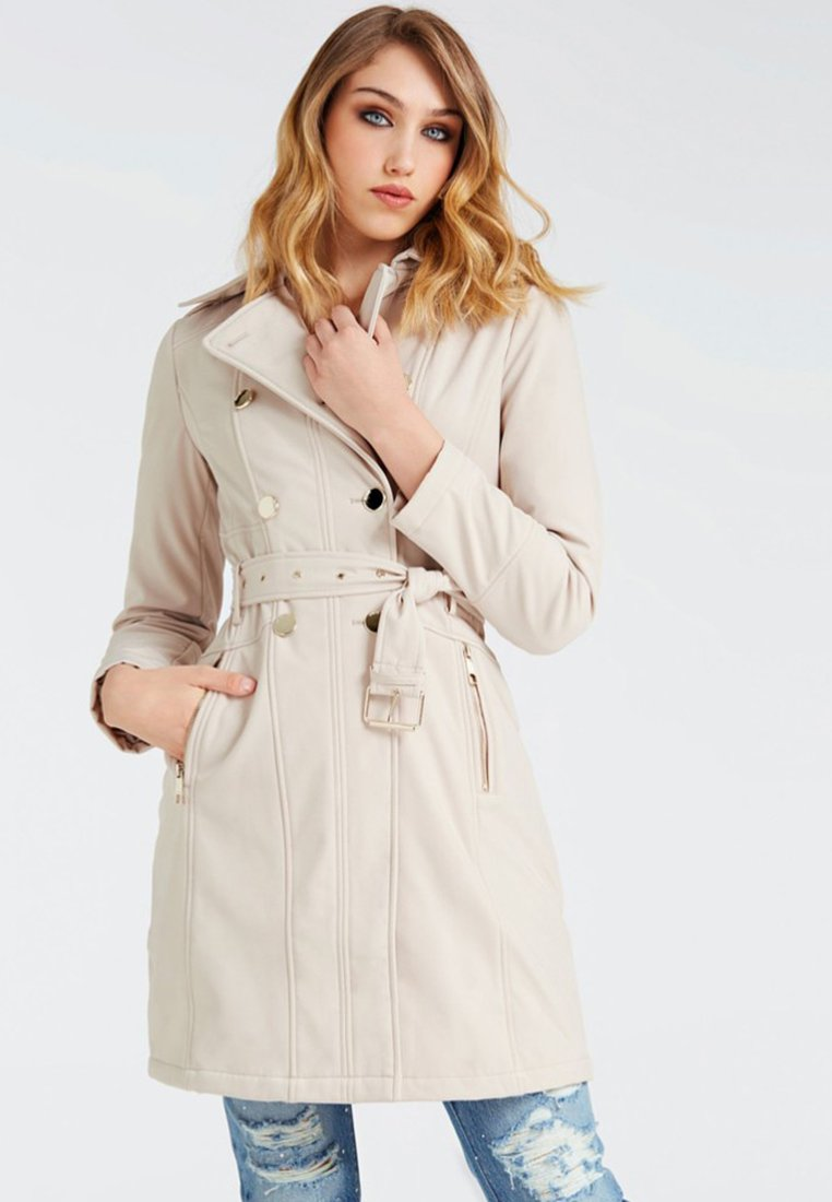 Guess - Trenchcoat - beige