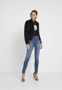 Guess - VONA JACKET - Jas - jet black - 1