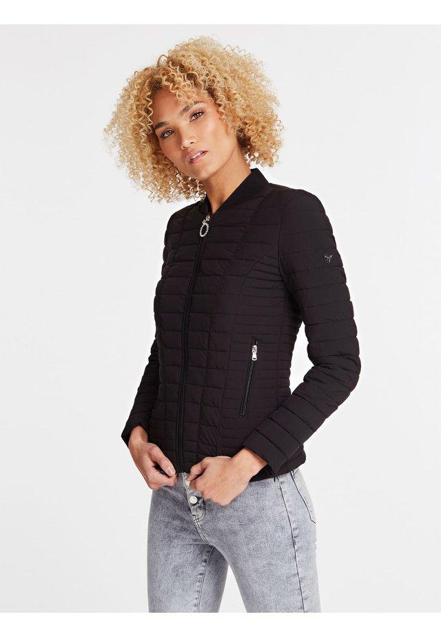 VERA - Winter jacket - schwarz