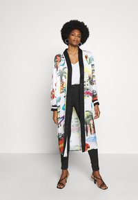 Guess - BONNIE LONG JACKET - Mantel - multi-coloured - 0