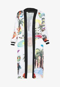 Guess - BONNIE LONG JACKET - Mantel - multi-coloured - 3