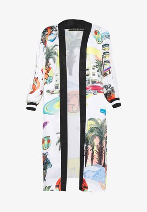 BONNIE LONG JACKET - Abrigo - multi-coloured