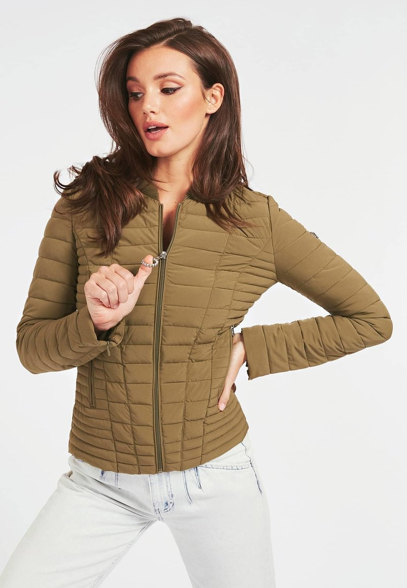 Guess - VERA JACKET - Giacca invernale - grün