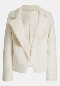 Guess - KUNSTFELL - Giacca invernale - creme - 6