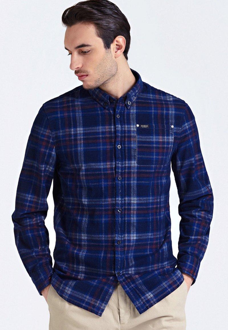 Guess - Koszula - blue