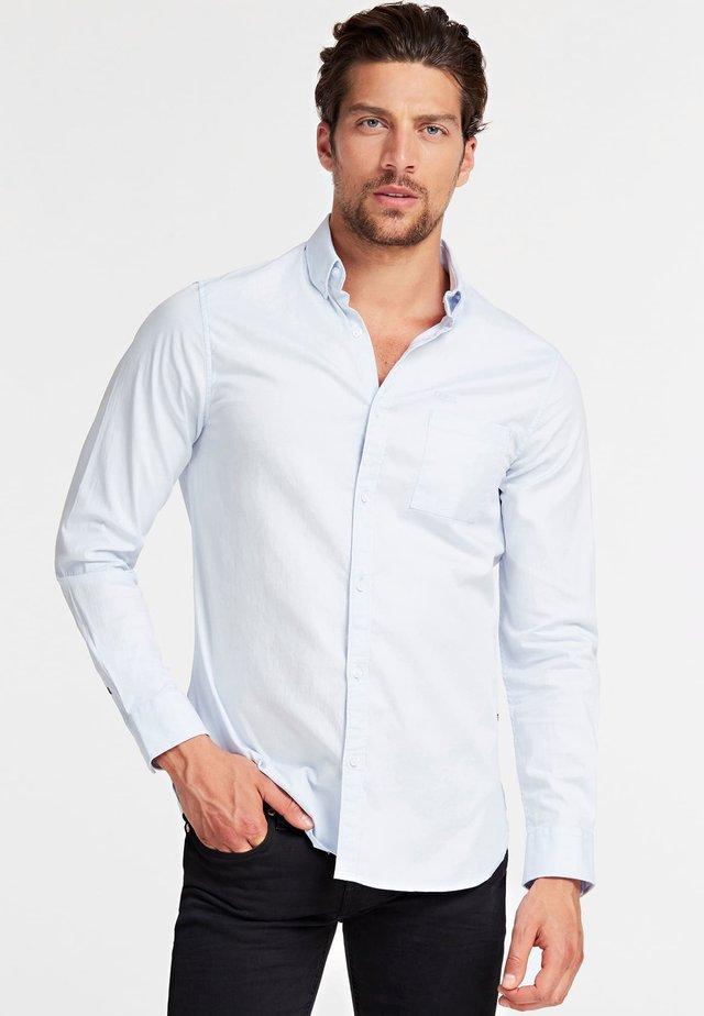 OXFORD-HEMD - Zakelijk overhemd - light blue