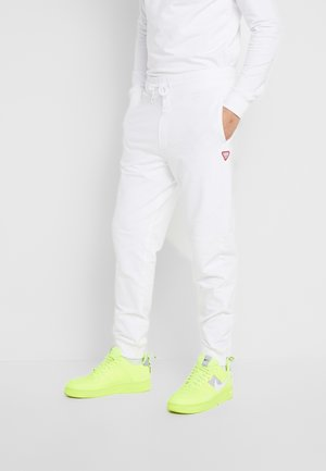 ADAM PANTS - Tracksuit bottoms - true white