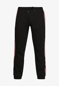 Guess - LEN PANTS - Pantalon de survêtement - jet black - 4