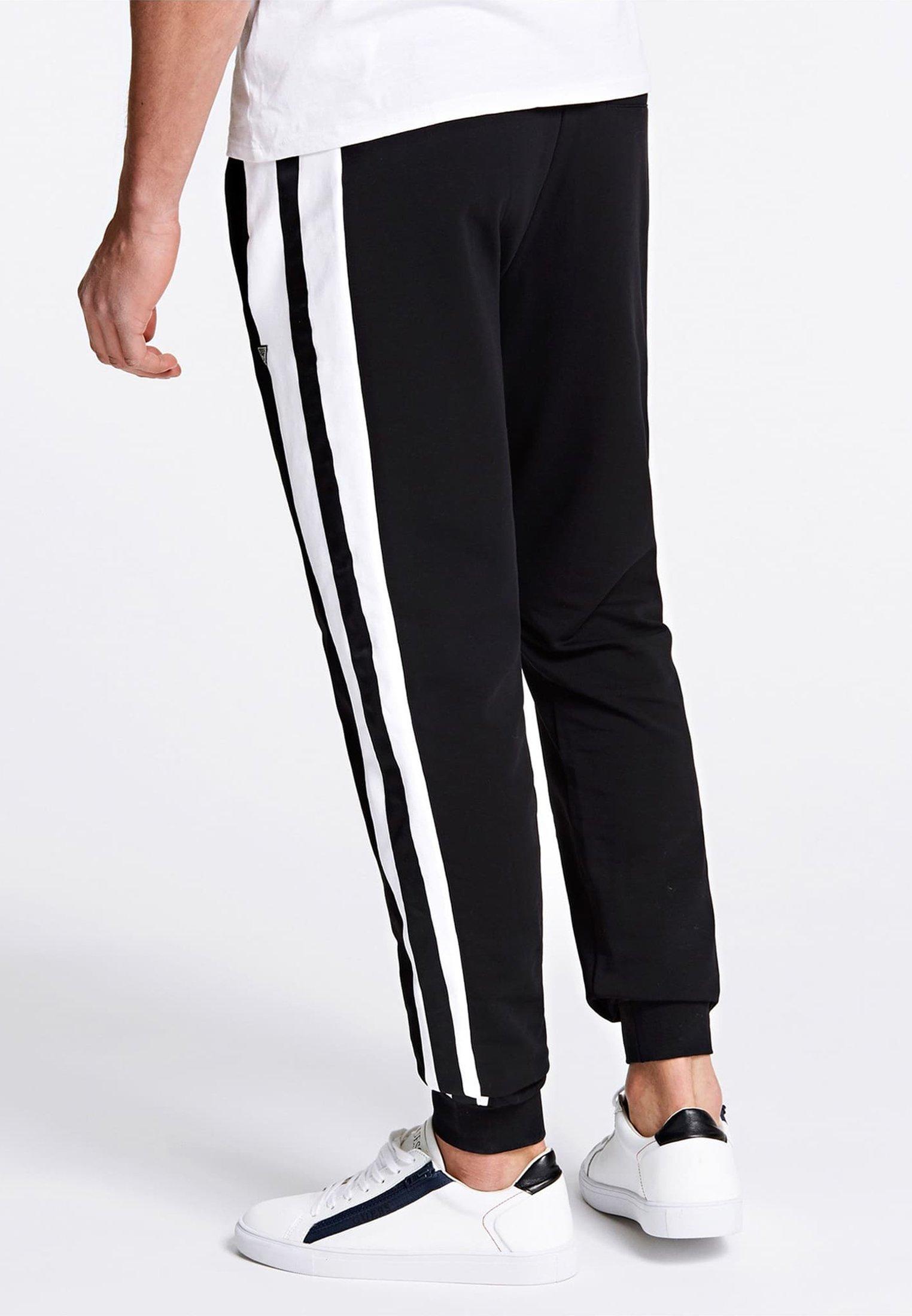 Guess A$ap Rocky - Pantaloni Black TXWYwAC