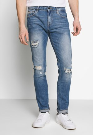 CHRIS - Jeansy Slim Fit - cyclone