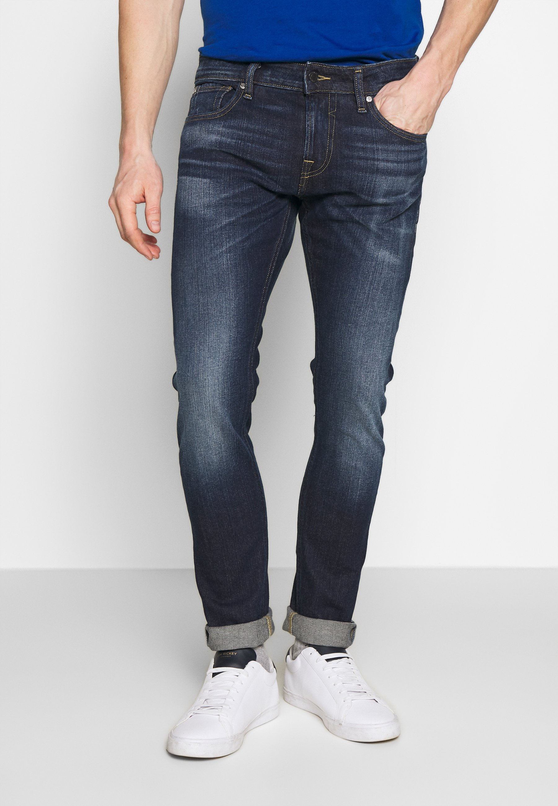 Guess MIAMI - Jeansy Slim Fit - wheels