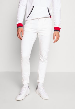 CHRIS - Slim fit jeans - white denim