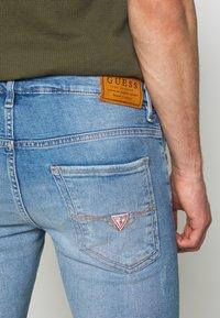 Guess - MIAMI - Jeansy Skinny Fit - light-blue denim - 5