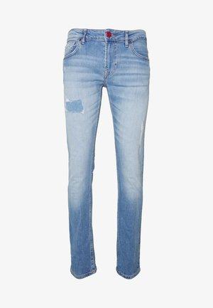 MIAMI - Skinny džíny - light-blue denim