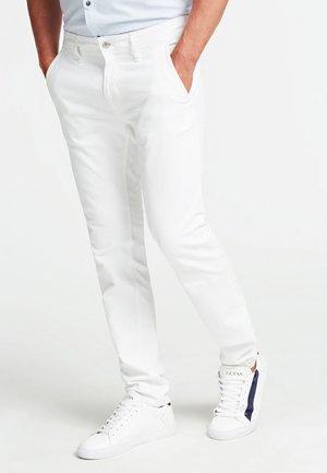 JEANS SUPER SKINNY - Jeans Skinny - bianco