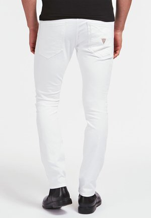JEANS SUPER SKINNY FIT - Jeansy Skinny Fit - weiß