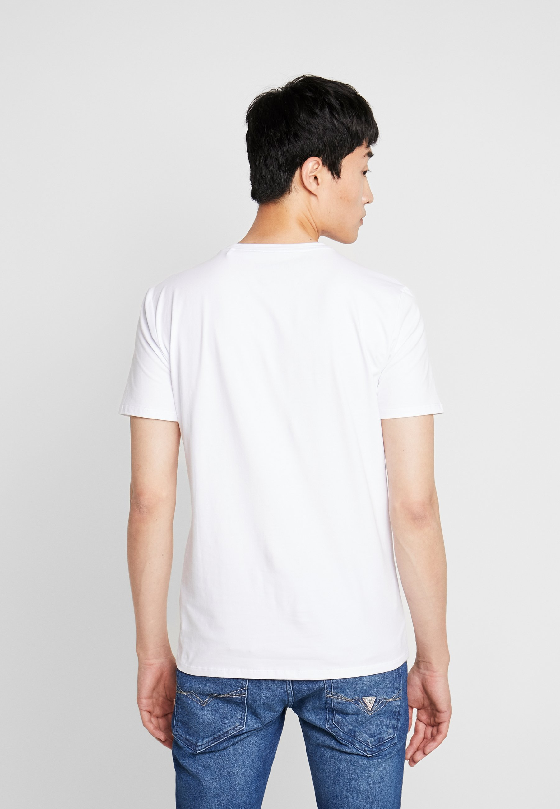 White Packed Guess Imprimé shirt True TeeT nP0w8kO