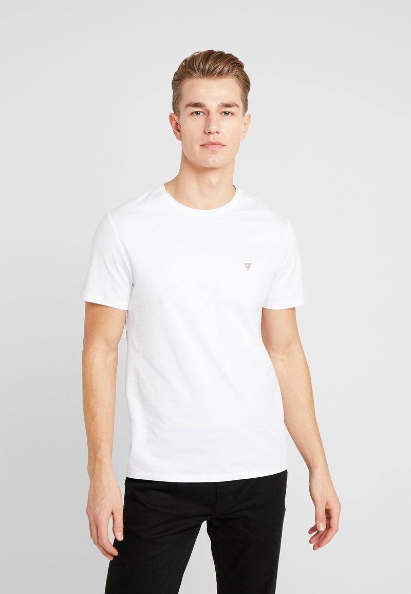 Guess - CORE TEE - T-shirt basic - true white