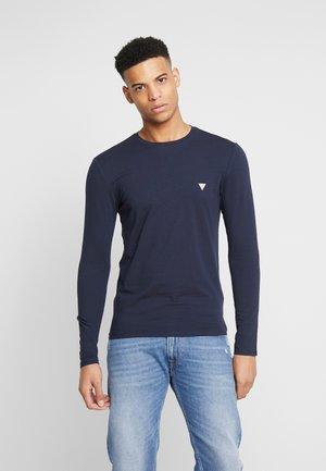 CORE TEE - Långärmad tröja - blue navy