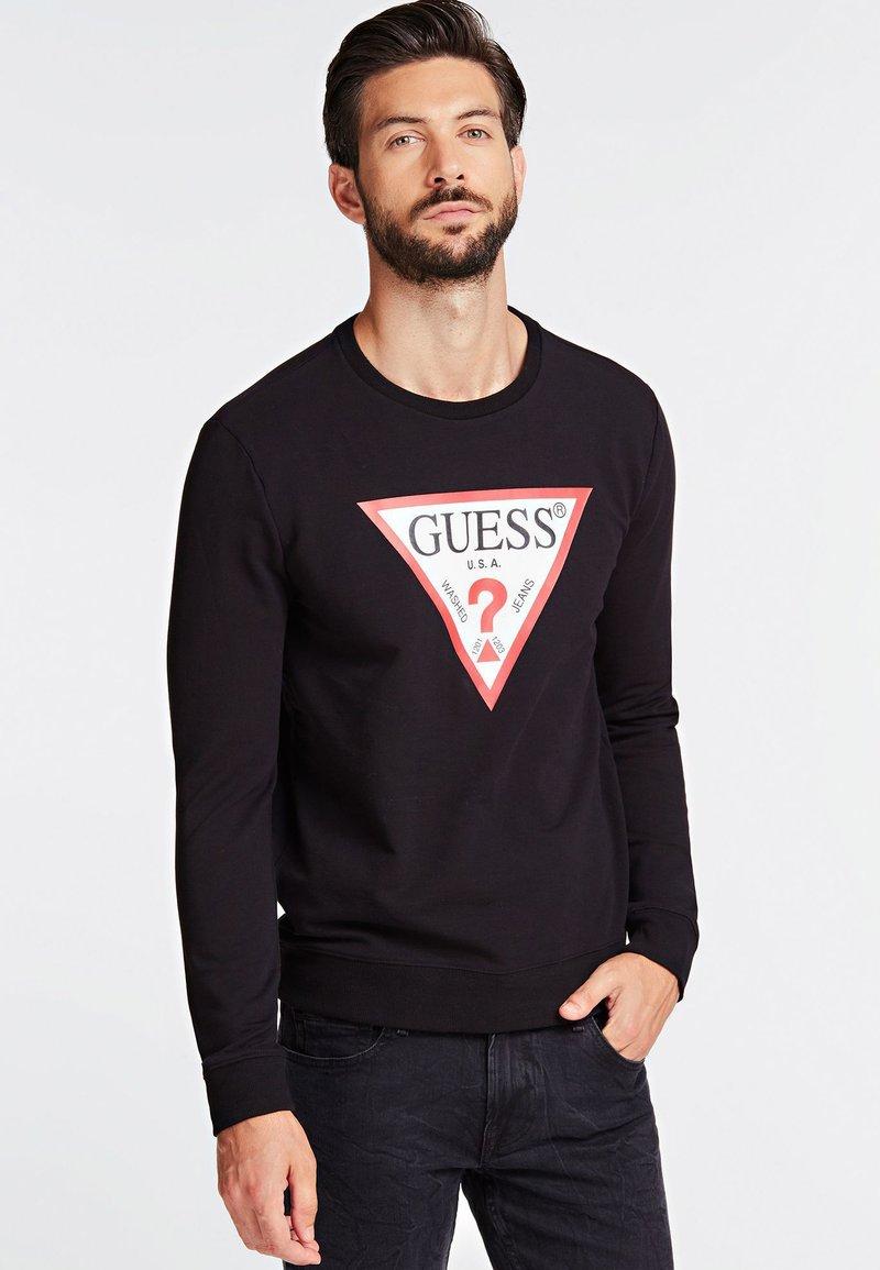 Guess - Bluza - black