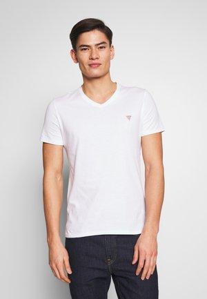 CORE TEE - T-shirt basic - blanc pur