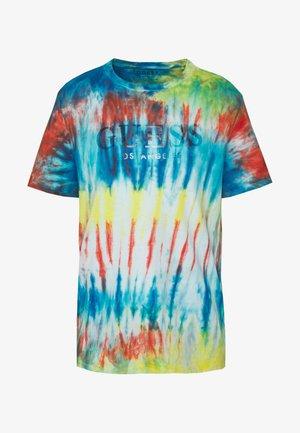 TIE DYE TEE - Print T-shirt - multi