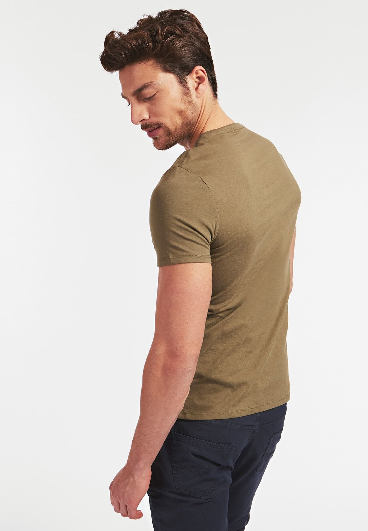 Guess T-shirt con stampa - grün