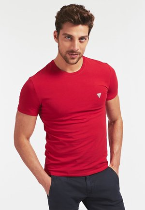 A$AP ROCKY - T-shirt basic - rot