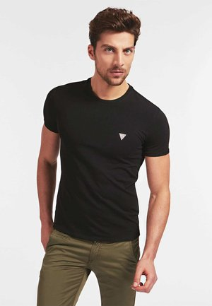 A$AP ROCKY - T-shirt basic - black