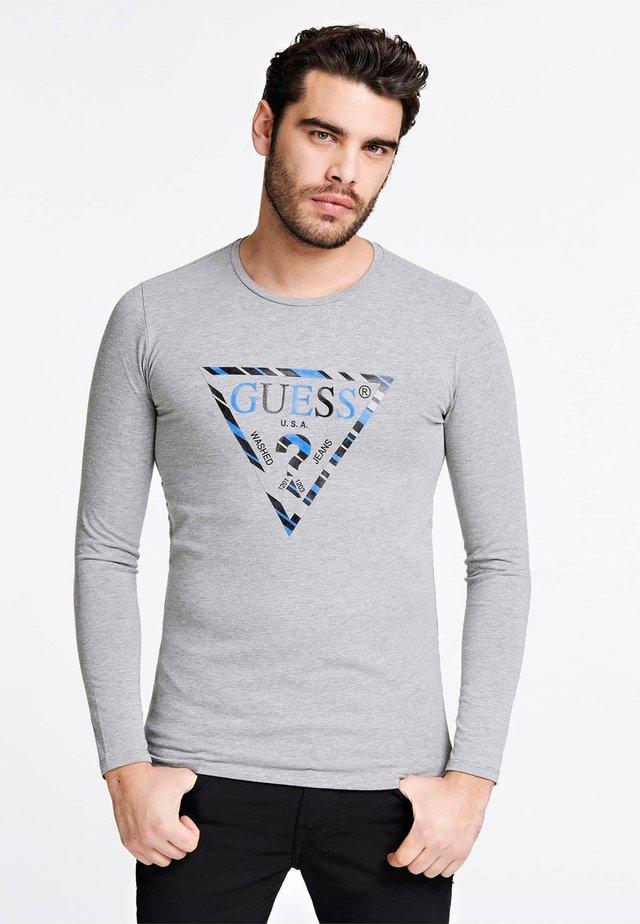 A$AP ROCKY - Bluzka z długim rękawem - grey