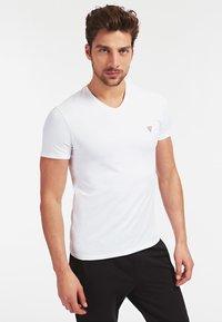 Guess - A$AP ROCKY - T-shirt basic - weiß - 0