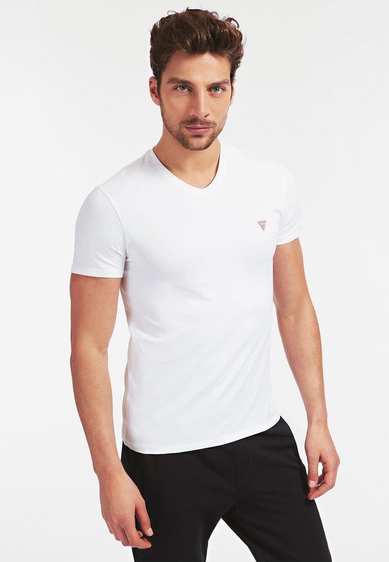 Guess - A$AP ROCKY - T-shirt basic - weiß