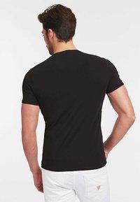 Guess - A$AP ROCKY - T-shirt basic - schwarz - 2