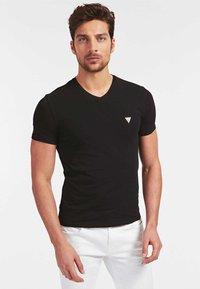 Guess - A$AP ROCKY - T-shirt basic - schwarz - 0