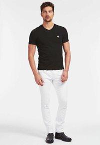 Guess - A$AP ROCKY - T-shirt basic - schwarz - 1